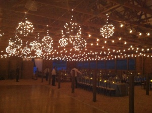 JTD Productions Banquet Hall Uplighting
