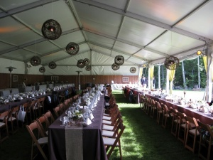 JTD Productions Catskill Wedding Dining Catering