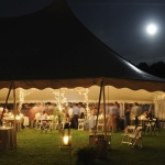 JTD Productions Hudson Valley Weddings Outdoors Night