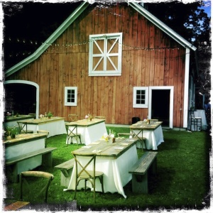 JTD Productions Outdoor Barn Weddings