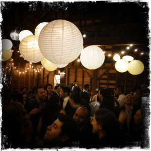 JTD Productions Outdoor Wedding Ambiance