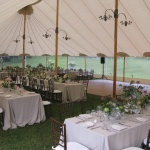 JTD Productions Outdoor Wedding Tables