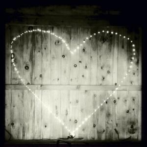JTD Productions Weddings Love Heart