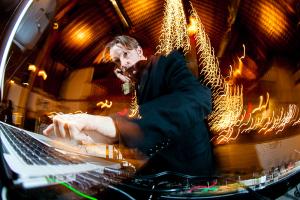 DJ James Mongan