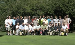 Golfers JTD Productions Charity Golf Tournament
