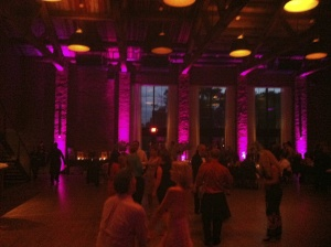 JTD Productions Large Hall Event Uplighting Pink