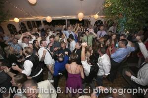JTD Productions Wedding Dancing Outdoor Venue