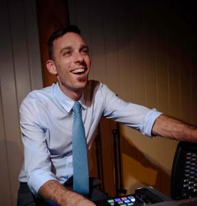 DJ Michael Wilcock of JTD Productions