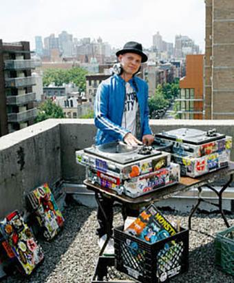 DJ Cool Aaron